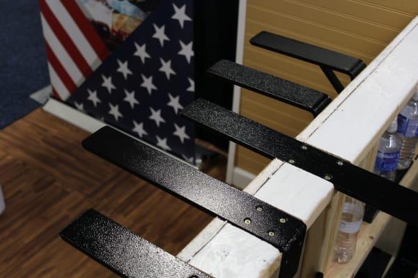 Steel Countertop Brackets Compared