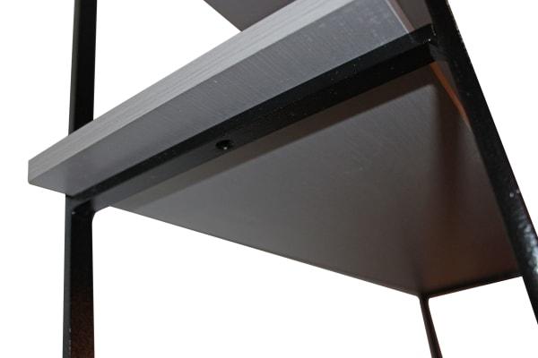 secured shelf brackets