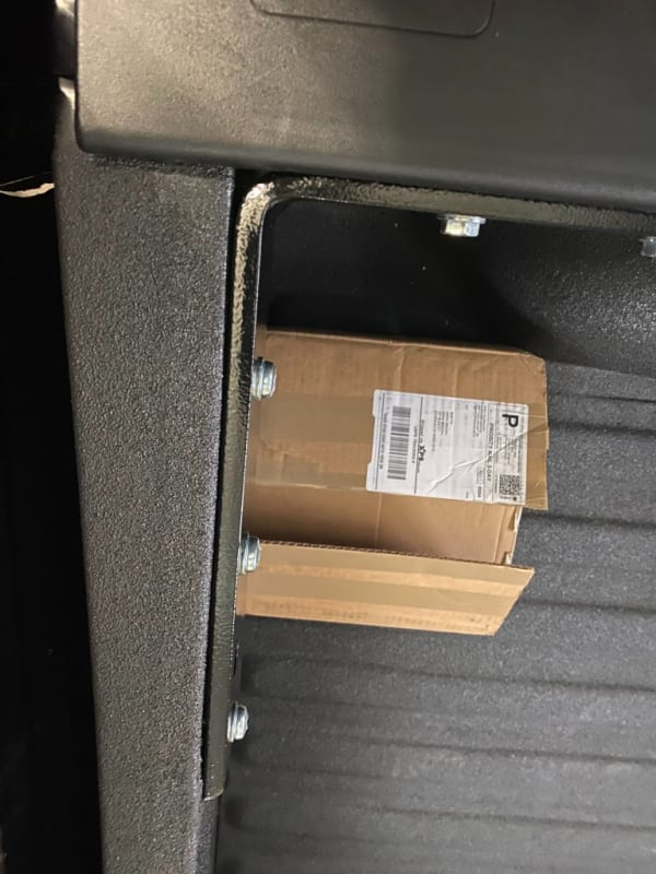 Ram Truck Bed Replacement Bracket