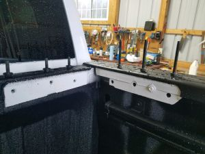 Ram Multi Function Tailgate Replacement Bracket