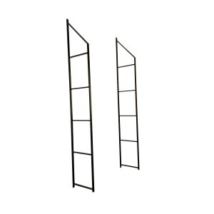 Steel Tiered Shelving System