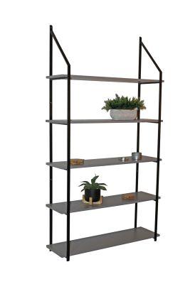5 tier shelf system