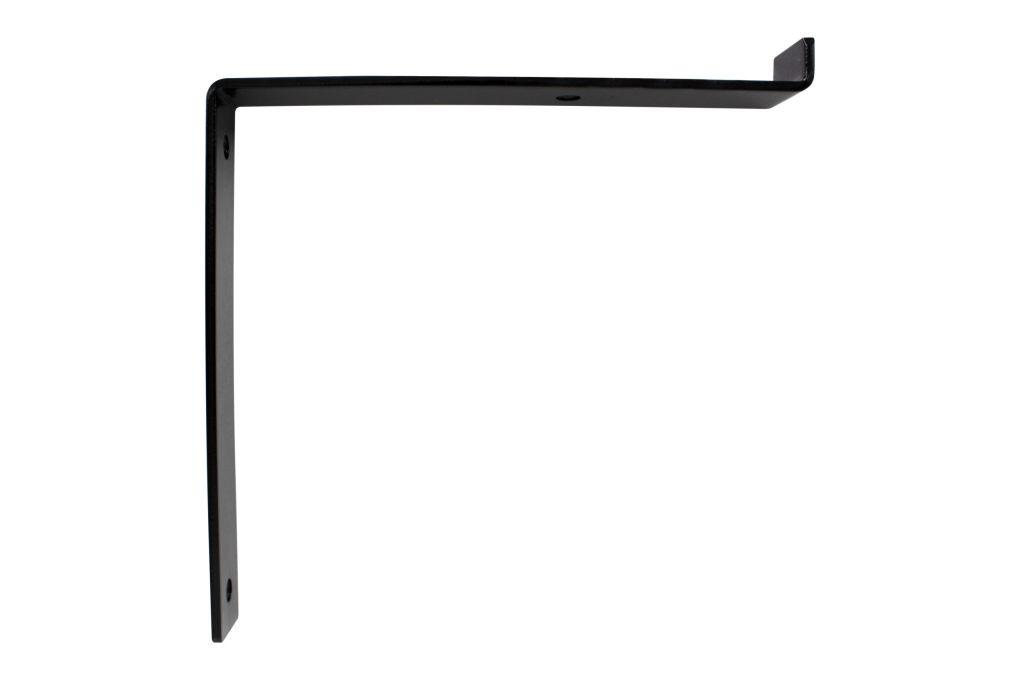 Right Angle Steel Lip Shelf Bracket