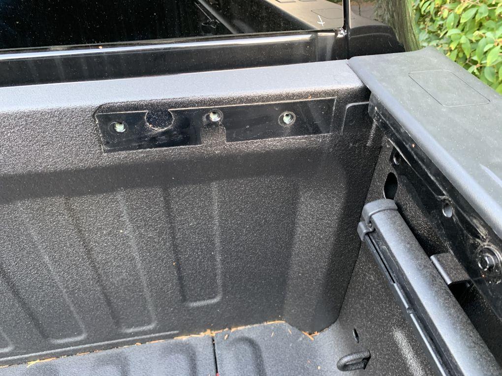 Replacement 5th Gen Ram Truck Bed Brackets