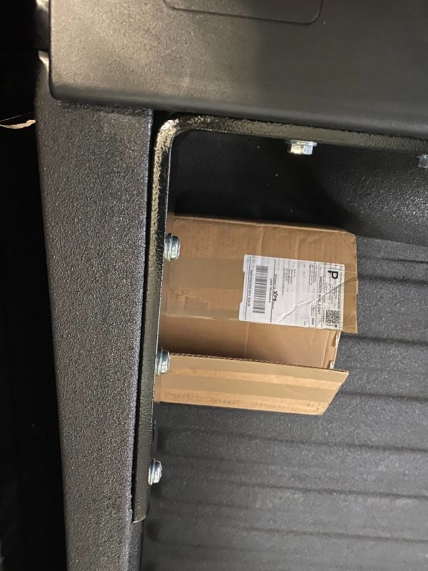 Ram Truck Bed Replacement Bracket