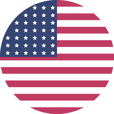 Right On Bracket American Flag