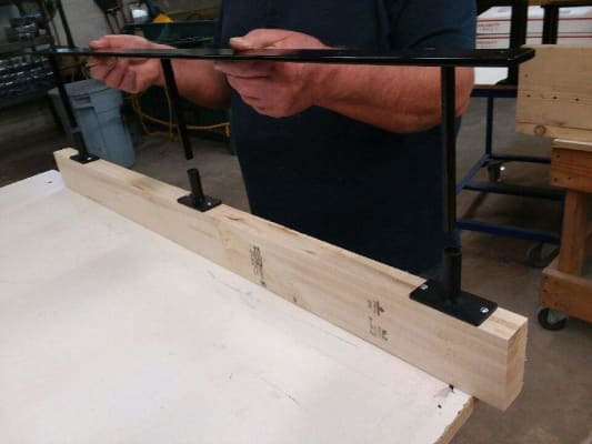 Floating Shelf Drill Guides