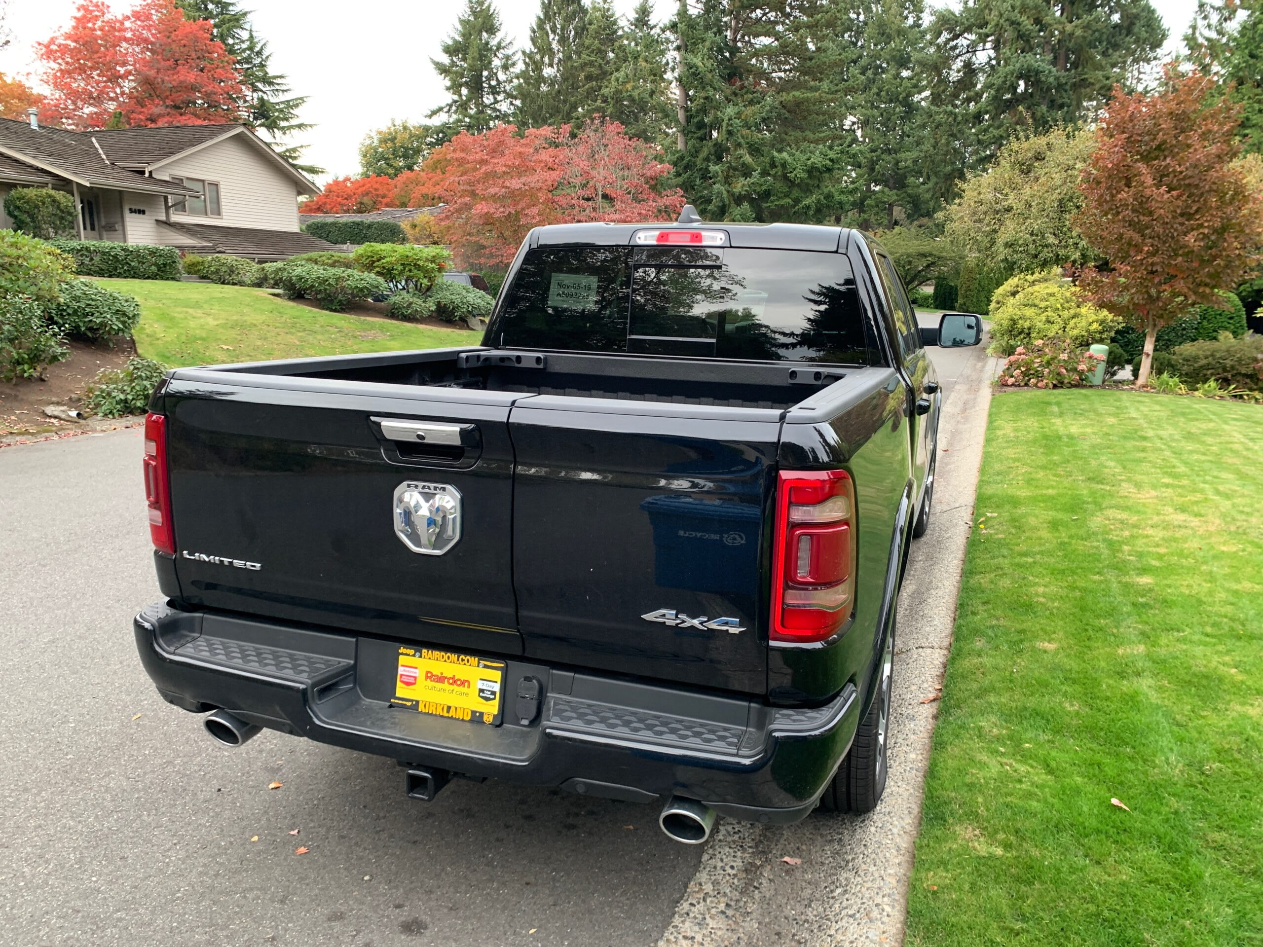5th Gen Ram Truck Bed Brackets Tonneau Cover Issue Solved