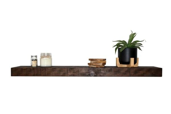 Dark Floating Shelf Kit