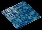 MOSAIC ELECTRIC BLUE 2X2