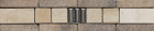 MARMOR GLASGOW BORDER 6,4X30 D BROWN