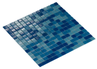 MOSAIC ELECTRIC BLUE 2X2