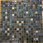 MOSAIC CRISTAL ANTIQUE BLUE 1,5X1,5