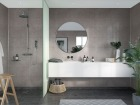 FIBO GREY CONCRETE 60X30