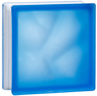 MISTY CLOUDY BLUE 19X19X8 CM