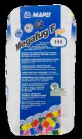 MEGAFUG F PLUS 111 20 KG SILVER GREY