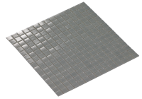 MOSAIC IRON GREY 2X2