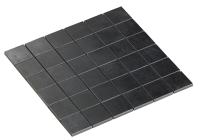 Mosaic Cement Black 5X5