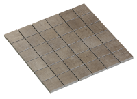 Mosaic Cement Mocha 5X5