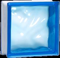 -Cloudy Blue 19X19X8 Cm