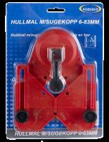 HULLMAL M/SUGEKOPP 6-83MM