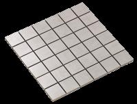 Mosaic Cement White 5X5