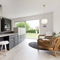 Swiss Oak Ascona Pl 10Mm Wide & Long Pla