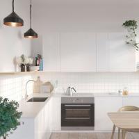 Fibo Kjøkken Denv. White 10X10