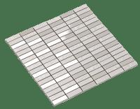 Mosaic Eivissa Ivory Mix 1,5X5