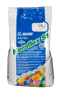 -Keraflex S1 Hvit 5 Kg