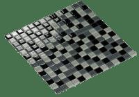 Mosaic Cristal Grizzle 2X2