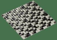 Mosaic Cristal Border Ad1009 1,5X1,5