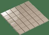 Mosaic Eivissa Ivory Lustre 5X5
