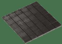Mosaic Fossil Black 4,7X4,7
