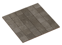 Mosaic Urban Taupe 5X5