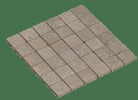 Silver Botticino 5X5 Marmor