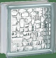 Mosaic Clear 19X19X8 Cm
