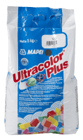 Ultracolor Plus 100 Hvit 5Kg