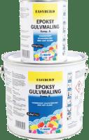 Mapei Eb Epoxy Gulvmaling 3Kg-