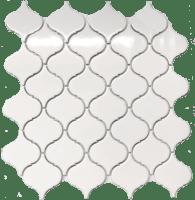 Mosaic Provenzal Lantern Blanco