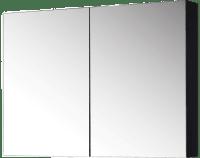 Høg Basic Speilskap 100 Sort