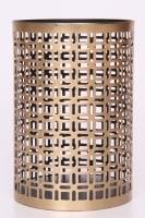 Cori Lysholder L Gull 15 Cm