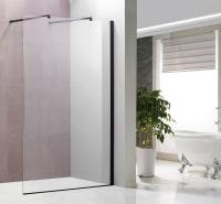 Crati Sort Profil Uten Glass 120-140x200