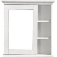 -Classic Speilskap 75 Hvit
