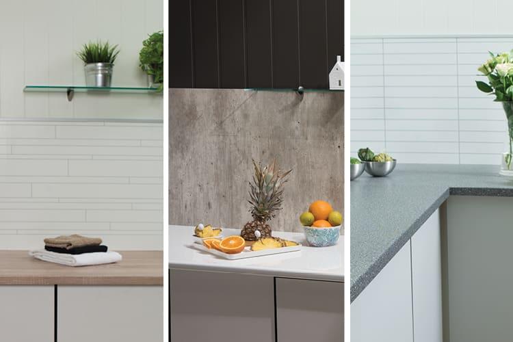Fornye kjøkken med nye fibo plater