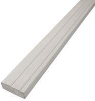 -PVC for Dørmontasje 300cm