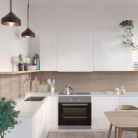 Fibo Kjøkken Em Marina Grey Oak KM6015