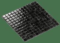 Mosaic Cristal Border GS003 2,5x2,5