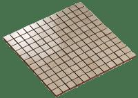 Mosaico Partenon Marfil 2,5X2,5