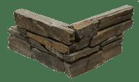 Hjørne Numedal Rust 20x28